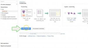 add remarketing to wordpress step 4