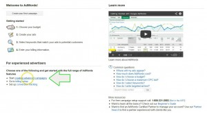 How to add Adwords remarketing tag to WordPress - Step 1